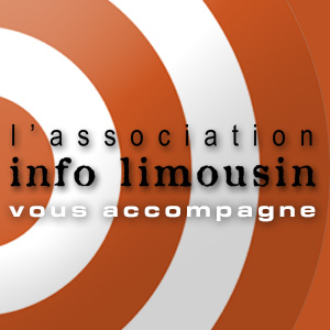 logo communication facebook info limousin